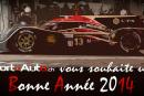 Sport-Auto.ch vous souhaite une Bonne Année 2014