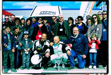 Présentation d'ACD Motorsport à Dijon