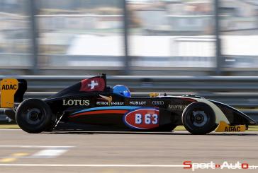 L'espoir suisse Ralph Boschung (16 ans) signe chez Lotus