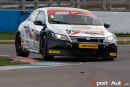 BTCC – Alain Menu clôt son week-end par un top 5