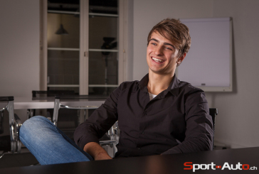 DTM : Nico Müller entre par la grande porte – Interview