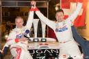 Triplé suisse au Rallye du Pays du Gier – Ballinari devant Carron et Althaus