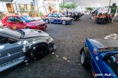L'écurie Racing Fan's en exposition à Bussigny