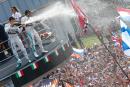 GP Italie – Victoire de Lewis Hamilton à Monza. Fiasco pour Grosjean et Sauber
