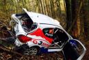 Rallye CH – Critérium Jurassien : Abandon sur sortie de route pour le leader Ivan Ballinari