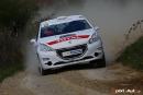 208 Rally Cup FR – Rallye de Causses : Toedtli et Droxler découvrent la terre
