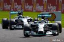 F1 – GP de Belgique: Ricciardo l'emporte après l'élimination de Hamilton par Rosberg – Les Sauber loin des points