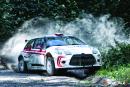 Rallye du Chablais – première sortie Suisse de la Citroën DS3 R5