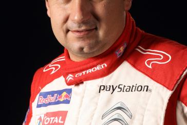 Daniel Elena: Parrain du Citroën Racing Trophy Suisse