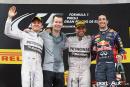 F1 GP d'Espagne– premiers points de la saison pour Grosjean –  nouveau doublé Mercedes AMG