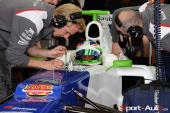 F1- Simona de Silvestro fait ses débuts au volant d'une Sauber F1