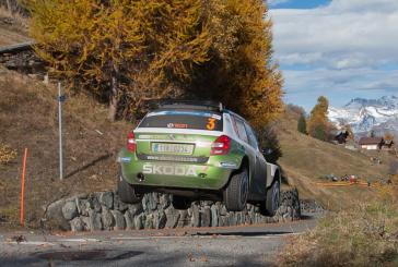 Rallye du Valais 2013 – Victoire finlandaise, Olivier Burri brillant 2e