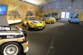 Une magnifique exposition Renault Sport à Payerne