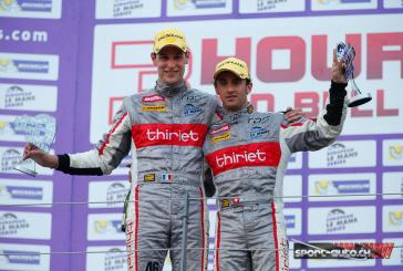 Mathias Beche remporte les 3 Heures du Red Bull Ring