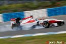 GP3 – Deuxième série d'essais à Jerez