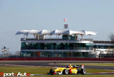 F3 – Tatjana Calderon avec le Jo Zeller Racing