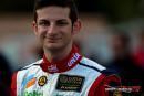 Alex Fontana au volant d'une Formule 1 avec Lotus