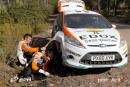 WRC – Michael Burri, abandon au Rallye d'Espagne