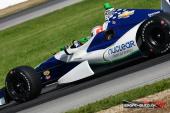 IndyCar – Simona de Silvestro aux portes du Top-10 à Mid-Ohio