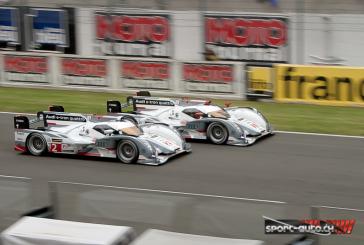 Le Mans : positions des Suisses à 17:00