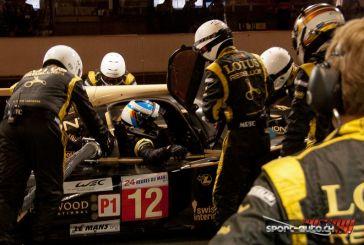 24 Heures du Mans: Marcel Fässler toujours en tête à 4 heures!