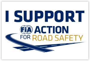 Sport-Auto.ch soutient la FIA Action for Road Safety