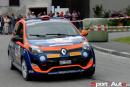 Rallye du Chablais – Twingo R1 – Simon et Thibaud Rossel doublent la mise, Bastien Lugon – Didier Rappo toujours leader !