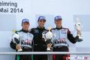 Carrera Cup Deutschland – Double victoire pour Rolf Ineichen