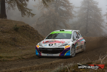 Rallye International du Valais – Les photos Sport-Auto.ch