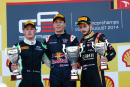 GP2 – GP3 : Alex Fontana sur le podium à Spa