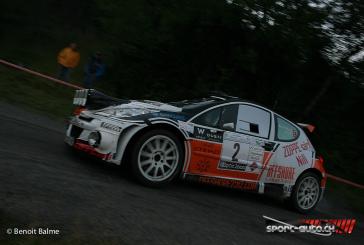 Nicolas Althaus champion Suisse des Rallyes 2012 !