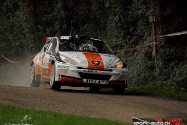 Rallye du Suran 2012 – Les photos Sport-Auto.ch