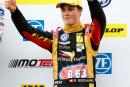 ADAC Formel Masters – Ralph Boschung sur le podium à Zandvoort