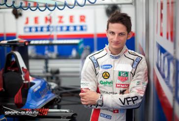 GP3 – Alex Fontana en renfort chez Jenzer Motorsport