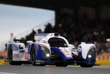 24h du Mans – Buemi découvre le circuit des 24h