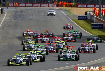 F4 – Felix Hirsiger deuxième du championnat