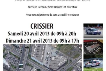 Le Racing Fan's se présente à Crissier