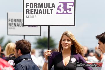 Formula Renault 3.5 sur le Moscow Raceway
