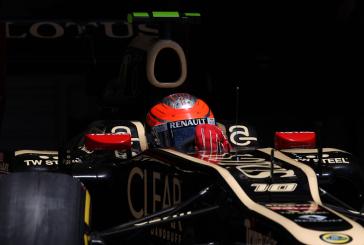 F1 – Interview Romain Grosjean avant le GP de GB