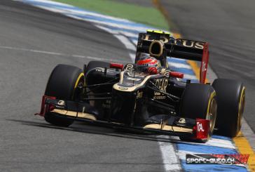 F1-GP Allemagne– Grosjean : « Tout est allé de travers »