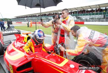 GP2 – Silverstone – Leimer ne tire pas profit de sa pole
