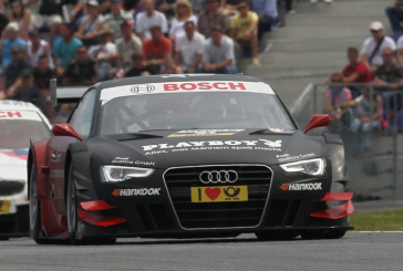 DTM – Mortara signe la première victoire d'une Audi A5