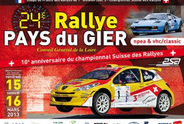 Championnat Suisse des Rallyes : Ouverture des débats!
