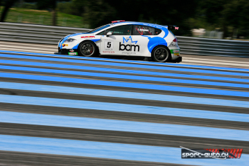 Jimmy Antunes : Champion Super Copa SEAT Leon