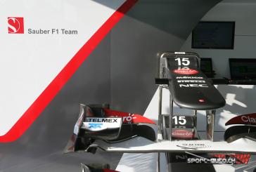 F1- La Sauber C32 a déjà réussi tous les crash-tests