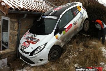 WRC– Monte-Carlo jour 2 – Sylvain Droxler : Top et Flop !