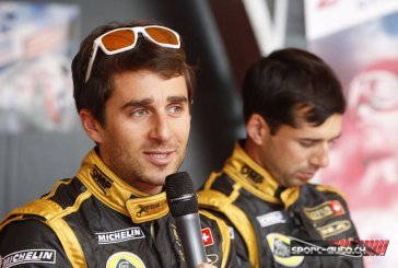 Nicolas Prost à son tour confirmé chez Rebellion Racing