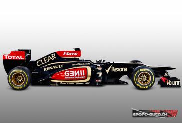 F1 – Lotus F1 Team a dévoilé sa E21