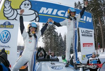 WRC – Suède – Victoire d'Ogier – Abandon de Cominelli