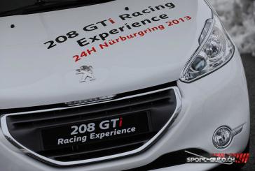 Volant Peugeot 208 GTi ce sera Johnny Niederhauser !